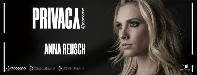 Anna Reusch – Privacy (Cocomo Club)