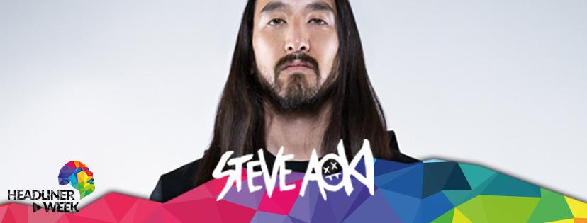 Steve Aoki / Headliner Week