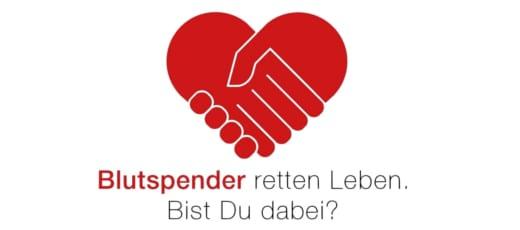 Geh Blut spenden…