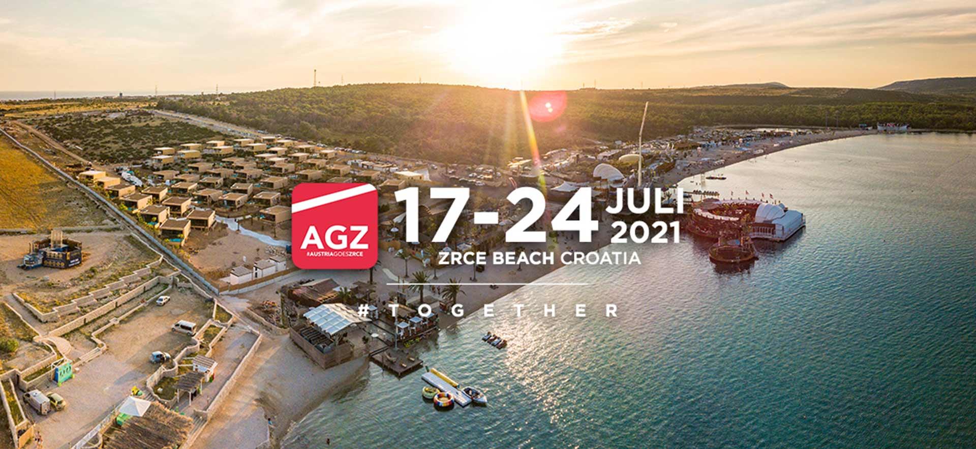 Austria goes Zrce 2021
