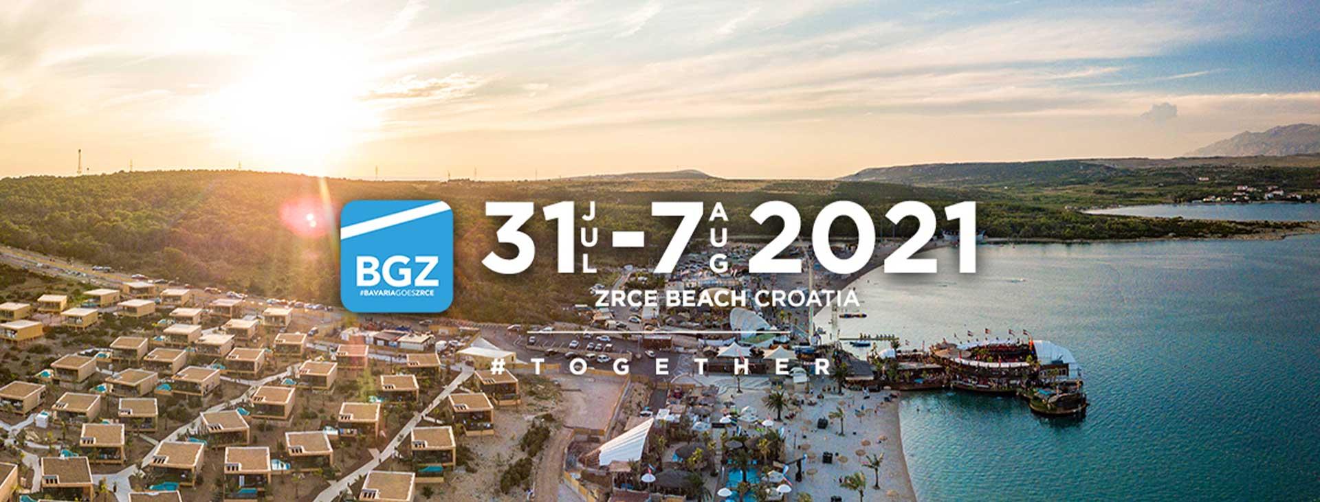 Bavaria goes Zrce 2021