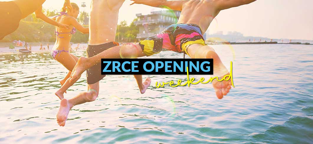 Zrce Opening