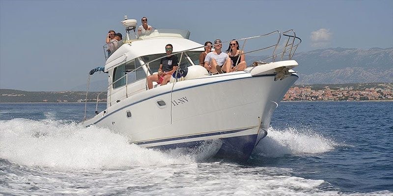 Private Motor-Yacht Tour