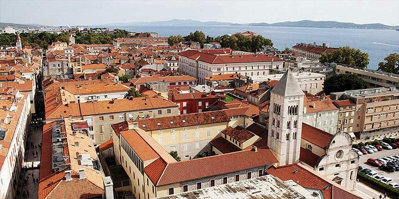 Tagestrip Zadar