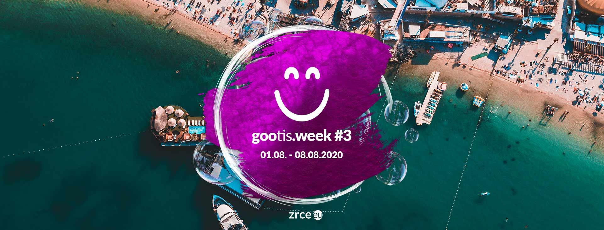 gootis.week #3