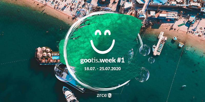 Gootis Week 1