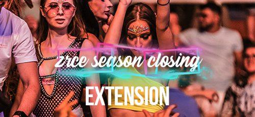 Zrce.eu Season Closing Extension