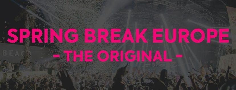 Spring Break Europe – The Original